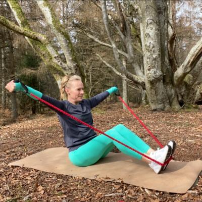 Sund og stræk - krop og sind